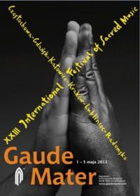 Gaude Mater 2013