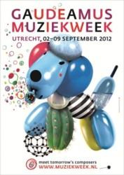 Gaudeamus Muziekweek 2012