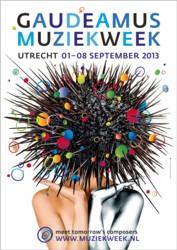 Gaudeamus Muziekweek 2013