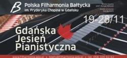 Gdańska Jesień Pianistyczna 2010