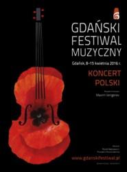 Gdański Festiwal Muzyczny 2016