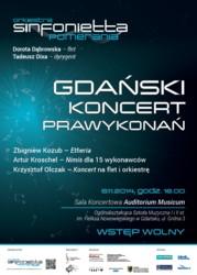 Gdański Koncert Prawykonań 2014