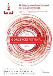 X Międzynarodowy Festiwal im. Gorczyckiego