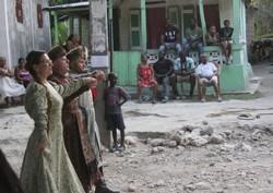 """C.T. Jasper & Joanna Malinowska, Halka/Haiti 18°48'05""""N 72°23'01""""W"""
