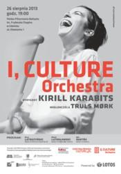 I, CULTURE Orchestra - koncert w Gdańsku