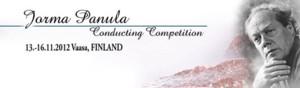 5th International Jorma Panula Conducting Competition 2012