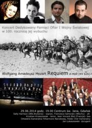 Koncert Dedykowany Pamięci Ofiar I Wojny Światowej