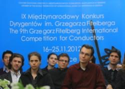 Finaliści Konkursu im. Grzegorza Fitelberga