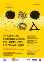 XI Konkurs Kompozytorski im. Tadeusza Ochlewskiego 2013