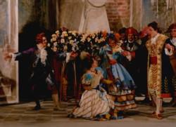 Kopciuszek na scenie Warszawskiej Opery Kameralnej