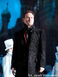 Mariusz Kwiecień jako Eugeniusz Oniegin