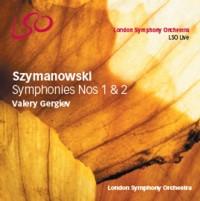 New CD release: Karol Szymanowski - Valery Gergiev & LSO