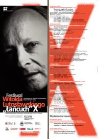 """X Festiwal Witolda Lutosławskiego """"Łańcuch"""" 2013"""