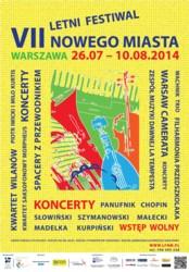 VII Letni Festiwal Nowego Miasta 2014