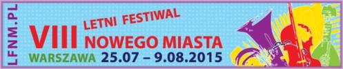 Letni Festiwal Nowego Miasta 2015