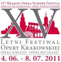XV Letni Festiwal Opery Krakowskiej 2011