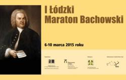 I Łódzki Maraton Bachowski