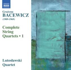 Lutosławski Quartet - Bacewicz