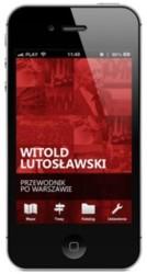 Spacerownik po Warszawie Lutosławskiego