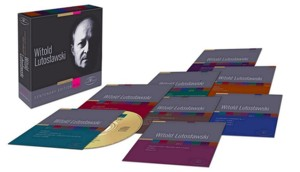 Witold Lutosławski - Centenary Edition 8CD (PNCD Box 0009 A/H)