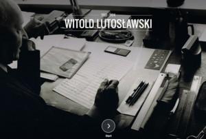 Witold Lutosławski 1913-1994