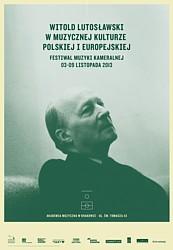 Witold Lutosławski w muzycznej kulturze polskiej i europejskiej