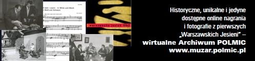 Archiwum Cyfrowe Muzyki Polskiej MUZAR
