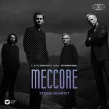 Meccore String Quartet - Szymanowski & Debussy