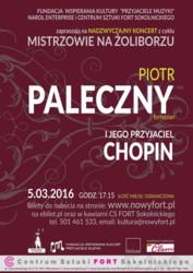 Mistrzowie na Żoliborzu - Piotr Paleczny