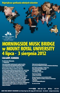 Morningside Music Bridge 2012