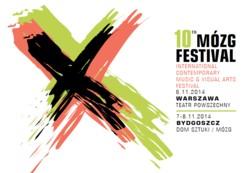 """Międzynarodowy Festiwal Muzyki Współczesnej i Sztuk Wizualnych """"Mózg Festival"""" 2014"""