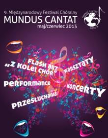 Mundus Cantat 2013