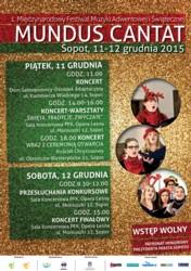 Mundus Cantat Sopot 2015