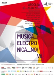 Musica Electronica Nova 2013