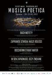 Musica Poetica 2013