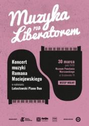 Muzyka pod Liberatorem - Maciejewski