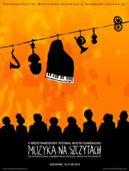 Muzyka na szczytach - Zakopane 2013