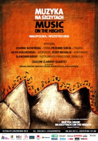 """IV Międzynarodowy Festiwal Muzyki Kameralnej """"Muzyka na Szczytach"""" – Zakopane 2012"""