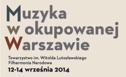 Muzyka w okupowanej Warszawie
