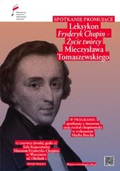 Fryderyk Chopin – Życie twórcy Mieczysława Tomaszewskiego