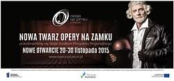 Nowe Otwarcie Opery na Zamku