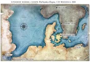 Podróż morska NOSPR
