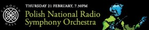 Polish National Radio Symphony Orchestra at Cadogan Hall