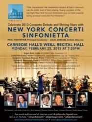 Grzegorz Niemczukw Carnegie Hall