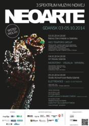 III NeoArte  - Spektrum Muzyki Nowej 2014