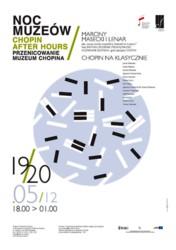 Noc Muzeów - Muzeum Chopina