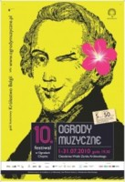Ogrody Muzyczne - Ogrody Chopina 2010