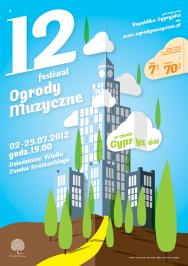 12. Festiwal Ogrody Muzyczne 2012