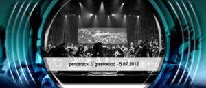 Krzysztof Penderecki na Open'erze