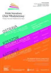 Wiosenne koncery Polskiego Narodowego Chóru Młodzieżowego